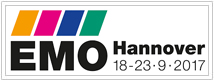 Exhibition of 2017 EMO Hannover
