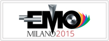 Exhibition of EMO MILANO 2015